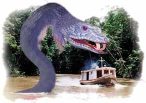 Lenda da Cobra grande