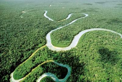 Lenda da origem do rio Amazonas